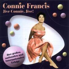 Connie Francis Jive Connie, jive!-Die großen nationalen und international.. [CD]