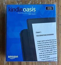 NEW-SEALED Amazon Kindle Oasis E-Reader Wi-Fi+ 3G, $360 retail