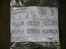 Hln 6980A Motorola Dust Cover Kit