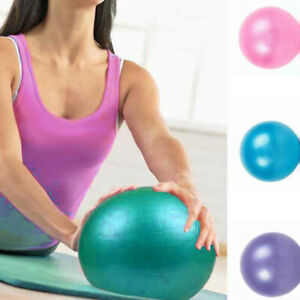 Exercise Ball Gym Workout Balls For Sport Balance Yoga Stretching Fitness 2Pcs
