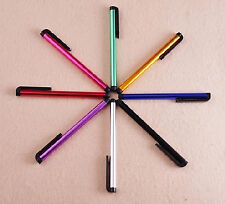 1X 10.5cm length Pen Capacitive Touch Screen Stylus for HTC Cell Phones 2015 new