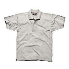 Dickies Manga Corta Camisa Polo De Hombre - Ropa Trabajo Pequeño - 3xl sh21220