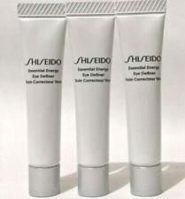 Shiseido Essential Energy Eye Definer 3 x 5 ml ea Total .54 oz  Equal to Full Sz
