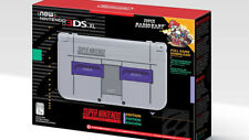 *Pre-Order* Nintendo New 3DS XL Handheld System Super NES SNES Edition Classic