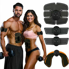 Magic EMS Muscle Training Gear ABS Trainer Home Exercise Shape Fitness Fit Body