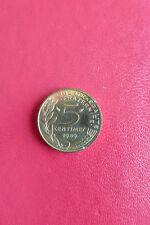 5 Centimes 1989
