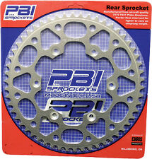 PBI REAR SPROCKET ALUMINUM 48T Fits: Yamaha TTR90,RT100,BW80,MX100,LB50,RD60,G7S