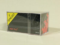 DiMarzio PAF Pro Pickup Black Metal Cover (F Spaced) DP151F
