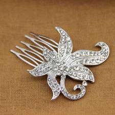 Starfish Beach wedding hair accessories Bridal hair comb hair clip hair piece