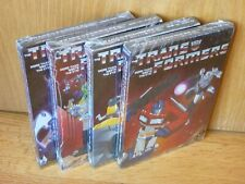 Transformers 15-DVD 25 Years Complete Anime Collection Seasons 1 2 3 4 Shout