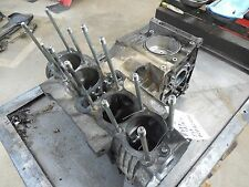 kawasaki KZ650H KZ650CSR KZ650 main engine center cases crank case 1980 1981