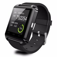 U8Pro/Plus Bluetooth FM Smart Wrist Watch Touch Screen Mate for Android & IOS