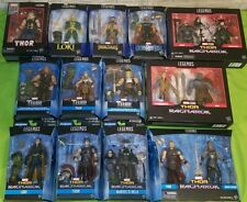 Marvel legends lot thor ragnarok hulk baf ares hela Loki Hercules 80th 2 pack