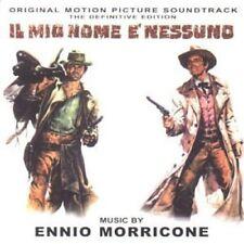 My Name Is Nobody (Il Mio Nome è Nessuno) [Original Soundtrack by Ennio Morricone (CD, Mar-2001, Intermezzo Media (Italy))