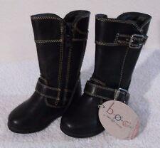 NEW BOC Rosie Toddler Infant Girls Fashion Boots 5 Dark Brown MSRP$60