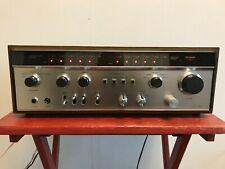 L&G  L 2800 By LUXMAN Amplificateur vintage Très rare