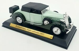 PLTS Packard Super Eight cabriolet 1937 - Solido - 1:43 S029.