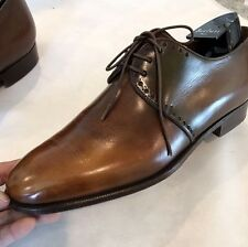 BERLUTI $1,800 Men's Leather Shoes 8 1/2