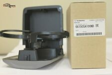 Genuine For 2003-2008 Subaru Forester Center Console Rear Cup Holder Gray