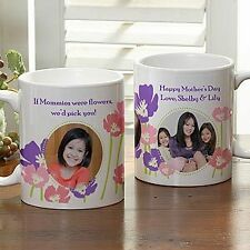 UNBREAKABLE Personalized Mug Customized Photo Birthday Anniversary Gift Plastic