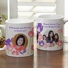 UNBREAKABLE Personalized Mug Customized Photo Birthday Anniversary Gift Plastic