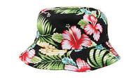 MG Unisex Floral Bucket Hat-7801G