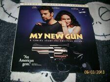 My New Gun Widescreen Laserdisc LD Diane Lane Free Ship $30 Orders