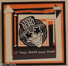 "12"" inch Vinyl Record Album LP Frames Black Triple Pack"