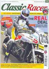 CLASSIC RACER No.158 N/Dec 2012(NEW COPY)*Post included to UK/Europe/USA/Canada