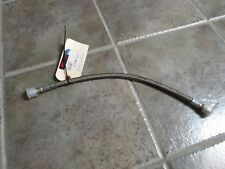 """INGERSOLL RAND 39161005 Braided Hose Oil Stainless / Teflon 3/8"""" by 17"""" NOS"""