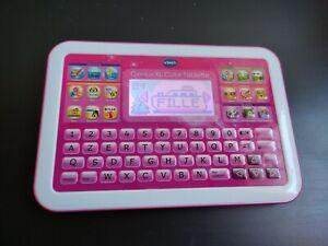 Tablette Vtech Genius XL Couleur  Rose - @voir!!