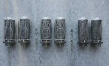 6x IN-18 MATCHED SET IN18  Nixie tube tested NEW + 4 dot