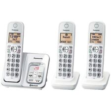 Panasonic Kx-Tg833Sk1 Link2Cell Bluetooth Cordless phone and Answering Machine
