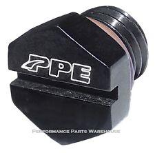 PPE AIR BLEEDER SCREW 2001-16 CHEVY GMC 6.6L DURAMAX - BLACK