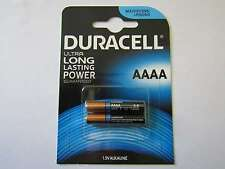 6x AAAA Ultra Security Alkaline Batterie Duracell AR1439