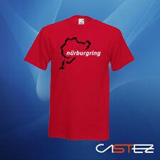 Camiseta nurburgring nürburgirng circuito german rally drift jdm (ENVIO 24/48h)