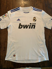 Adidas Real Madrid Home Jersey, 7, Ronaldo, Large