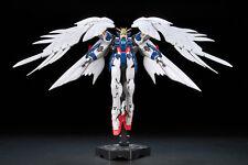 Xxxg-00w0 Wing Gundam Zero EW Ver. Gunpla RG real Grade 1/144 Bandai