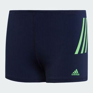 Adidas Trunks Age 3-4-7-8-9-10-11-12-13-14 Years Boys 🏊 Boxer INFINITEX™ Swim
