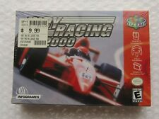 NEW Indy Racing 2000 Nintendo 64 OEM Authentic N64 Video Game Factory Sealed NIB