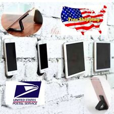 Amazing Nano Gel Rubber Pad, Phone Tablet Holder,Stand, iphone, Galaxy 2pcs,USA