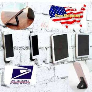 2pc Washable Nano Gel Rubber Pad, Phone Tablet Holder,Stand, iphone, Samsung,USA