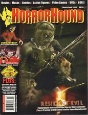 Horror Hound #16 March April 2009 Resident Evil 5 Dawn of The Dead 020218DBE