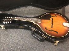 Washburn M-1S -TS Mandolin  With Hard Shell Case
