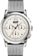 NEW TISSOT HERITAGE 1948 AUTOMATIC CHRONOGRAPH MESH T66178233 T66.1.782.33