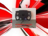 Steering wheel f1  Pc logitech g27 thrustmaster playseat fanatec