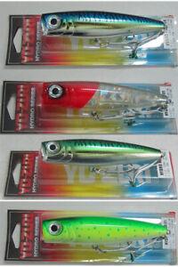 YO-ZURI HYDRO TIGER POPPER 120 / 4 colors
