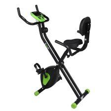 Zaap FITNESS PIEGHEVOLE X-bike reclinata in posizione verticale Cyclette