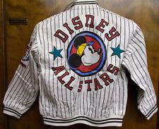 Brand New - Vintage Disney Mickey Mouse Varsity Baseball Jacket - Child Boys Med