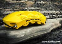 "ProdigyWerks 6 Piston 13"" Big Brake Kit 10th 17-18 Honda Civic X Si FK4 FK7 FK8"